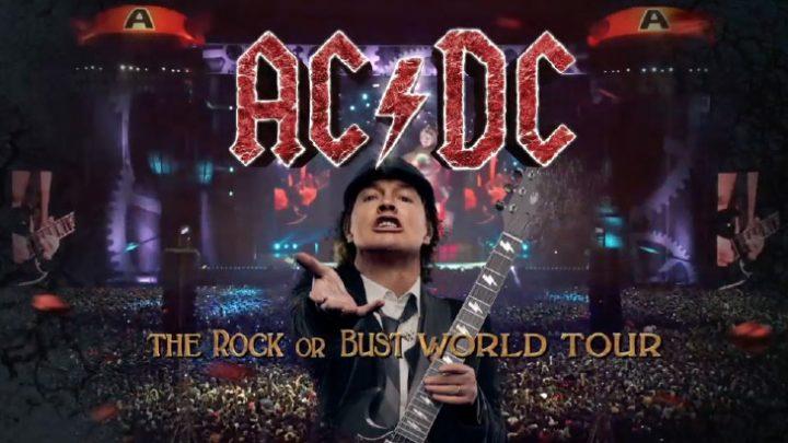 AC/DC – QSAC Stadium, Brisbane – 14/11/2015