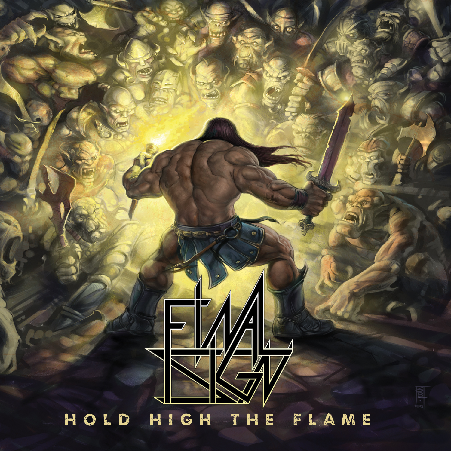 Final Sign – Hold High The Flame CD Review