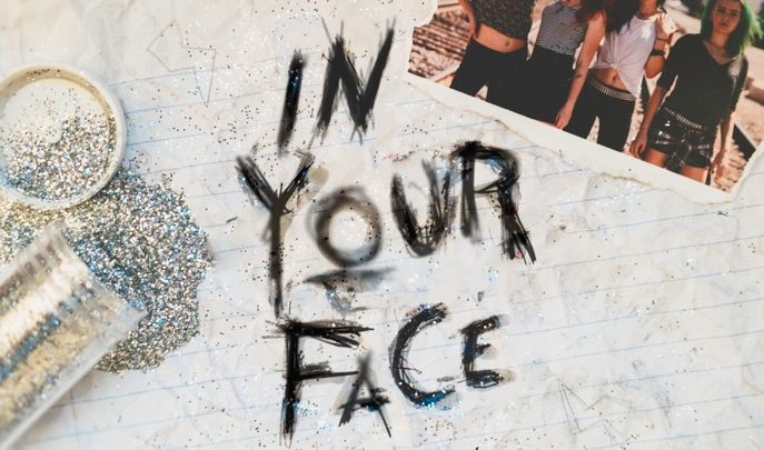 Doll Skin – In Your Face – CD Review