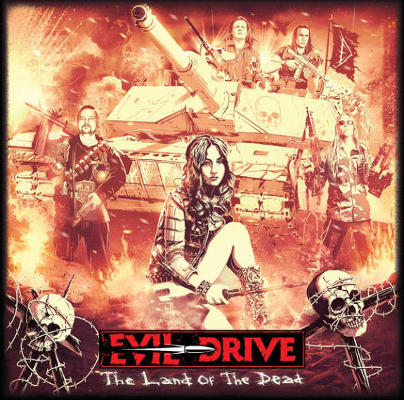 Evil Drive –  The Land of the Dead