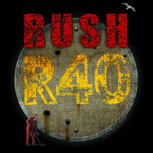 RUSH – R40 CD & DVD Review