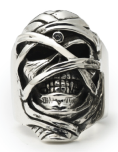 The Great Frog Launch First of Four Official Licensed  IRON MAIDEN Rings