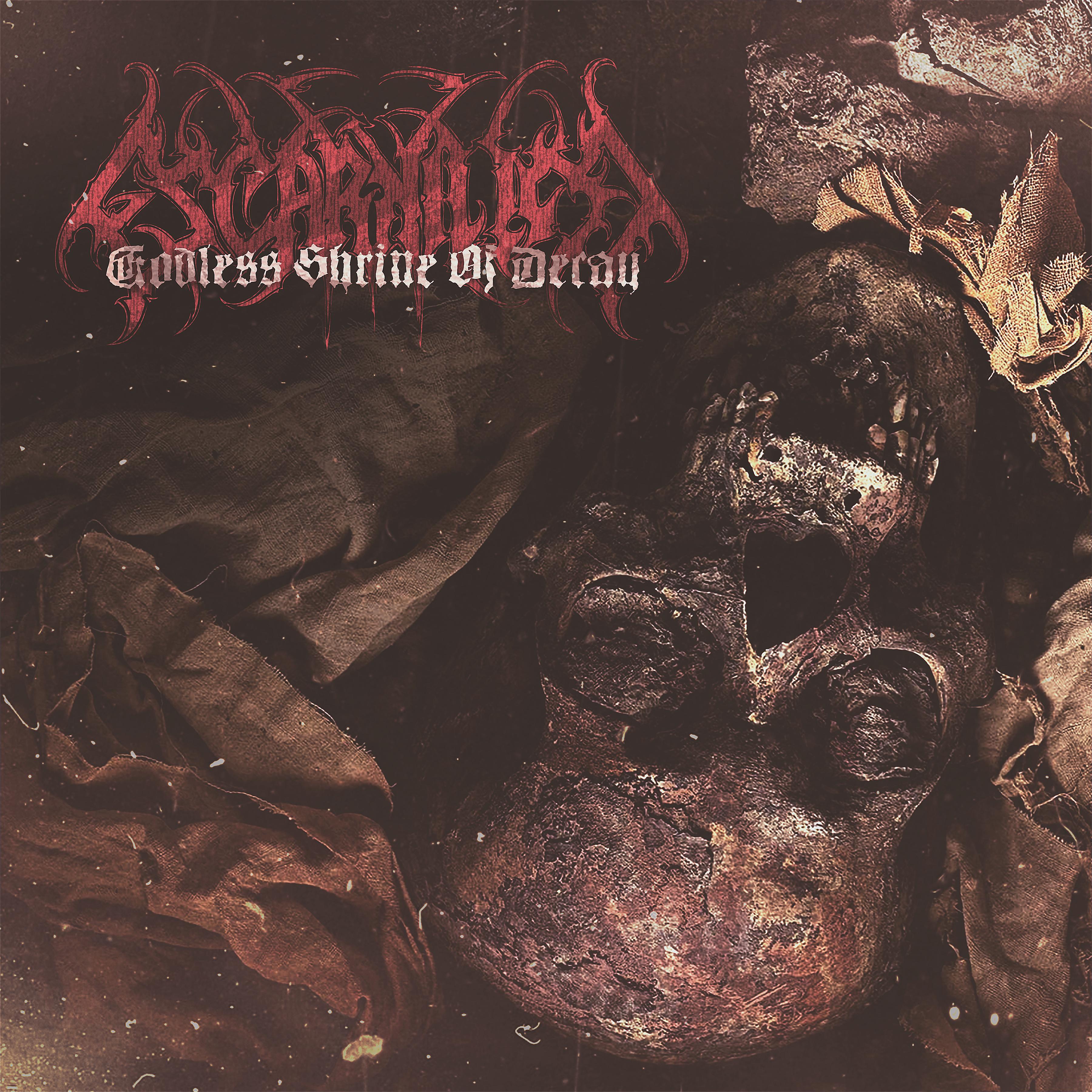 Escarnium – Godless Shrine of Decay CD Review