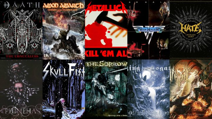 Hooks & Riffs: The Catchiest Metal Songs You'll Hear Today
