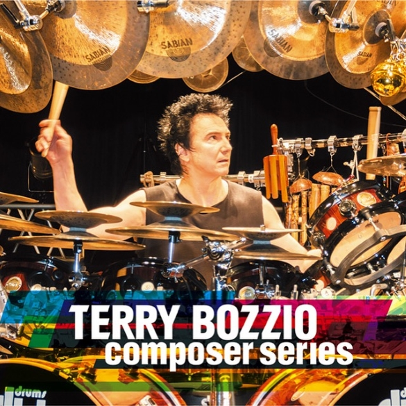 "Drum Legend Terry Bozzio To Release ""Composer Series"" 4-CD/DVD!"