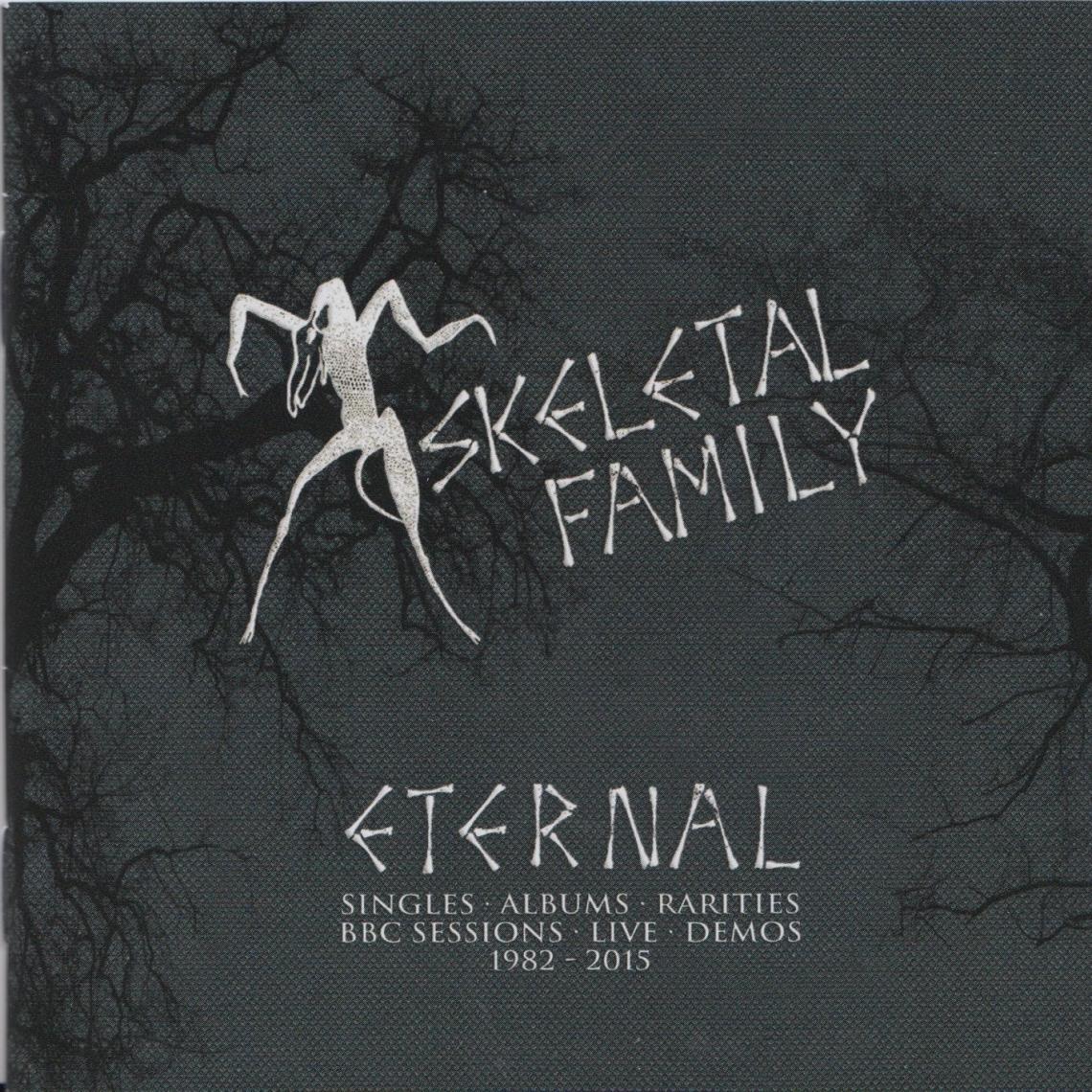 Skeletal Family – Eternal – CD Boxset review
