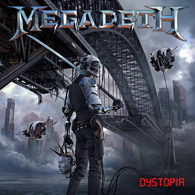 Megadeth – Dystopia Review