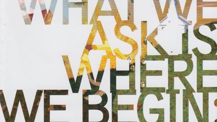 Sanguine Hum – What We Ask Is Where We Begin – Album Review