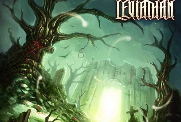 King Leviathan – The Shrine CD Review