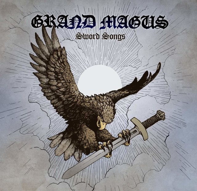Grand Magus – New Album This Year!