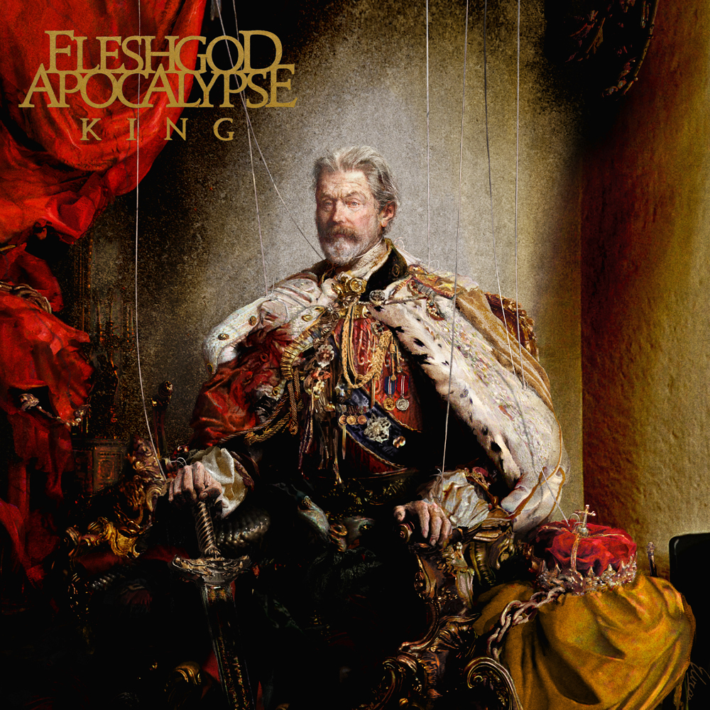 Fleshgod Apocalypse – King – CD Review