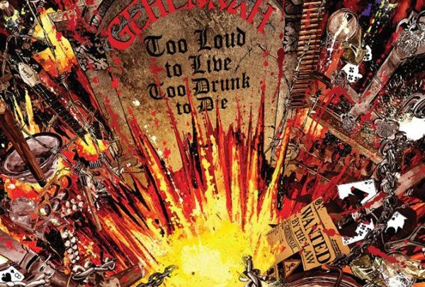 GEHENNAH – Too Loud to Live – CD Review