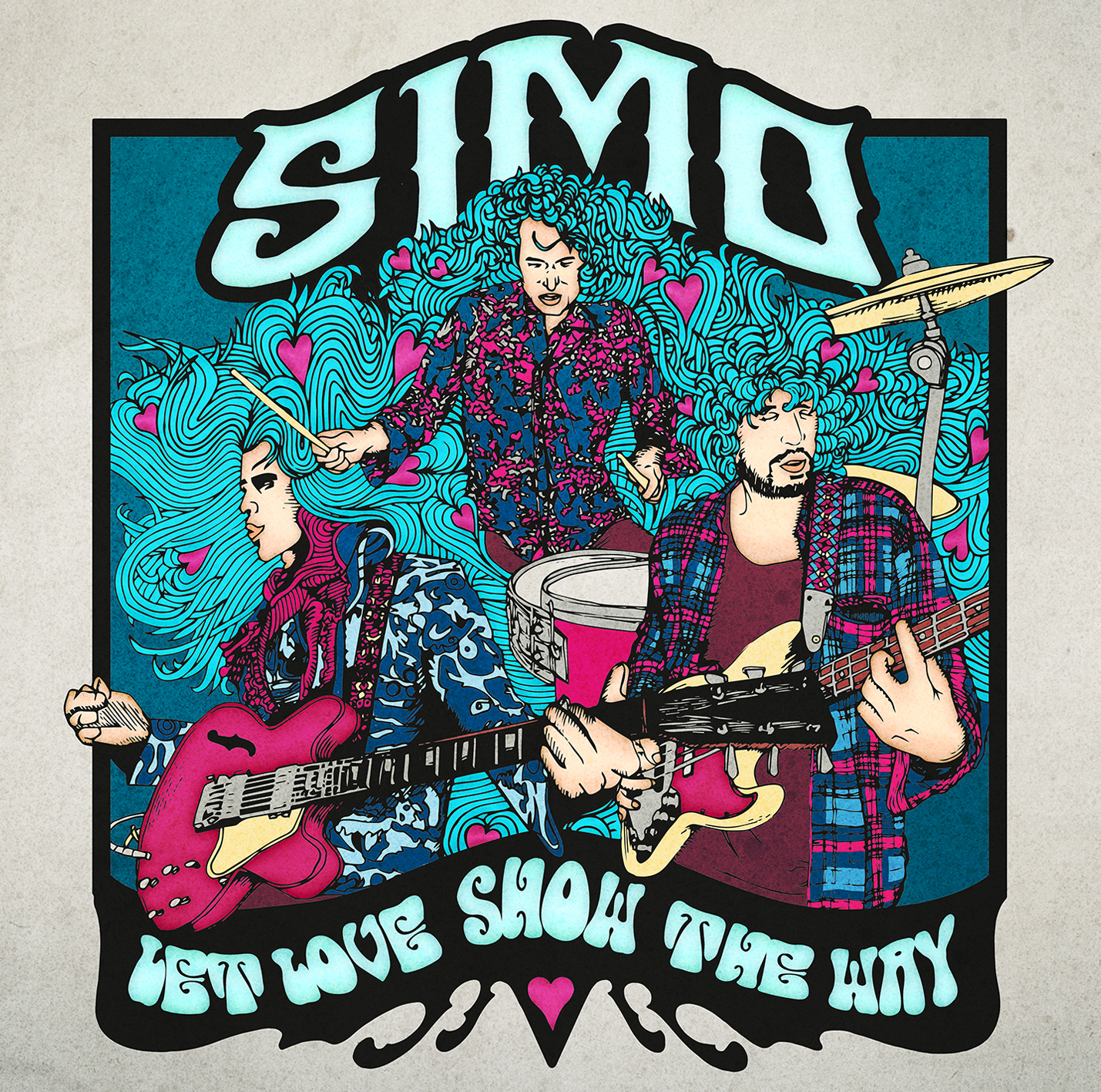 Simo – Let Love Show The Way – CD Review