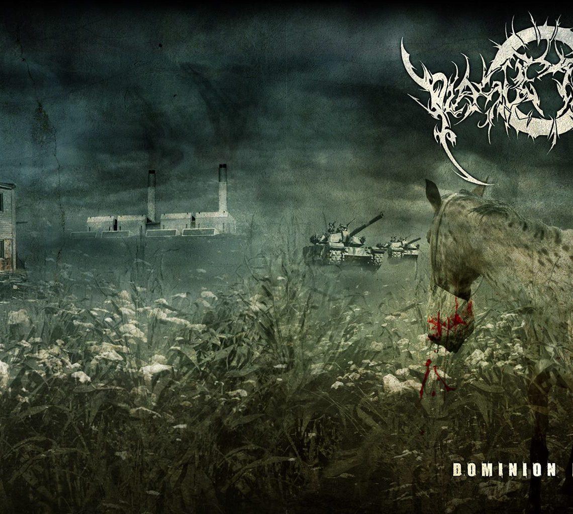 Plague Throat – Dominion Breach (single)