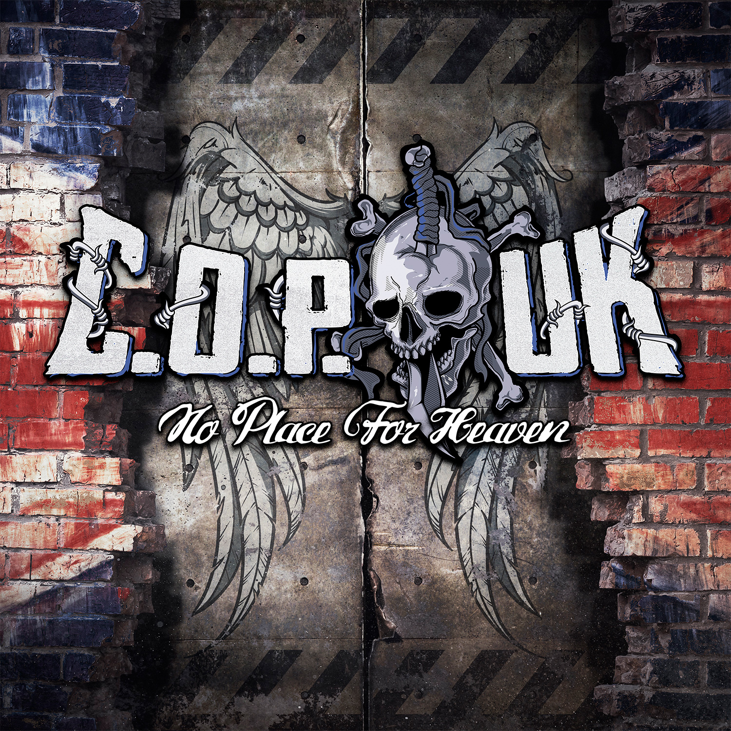 C.O.P UK – No Place For Heaven – CD Review