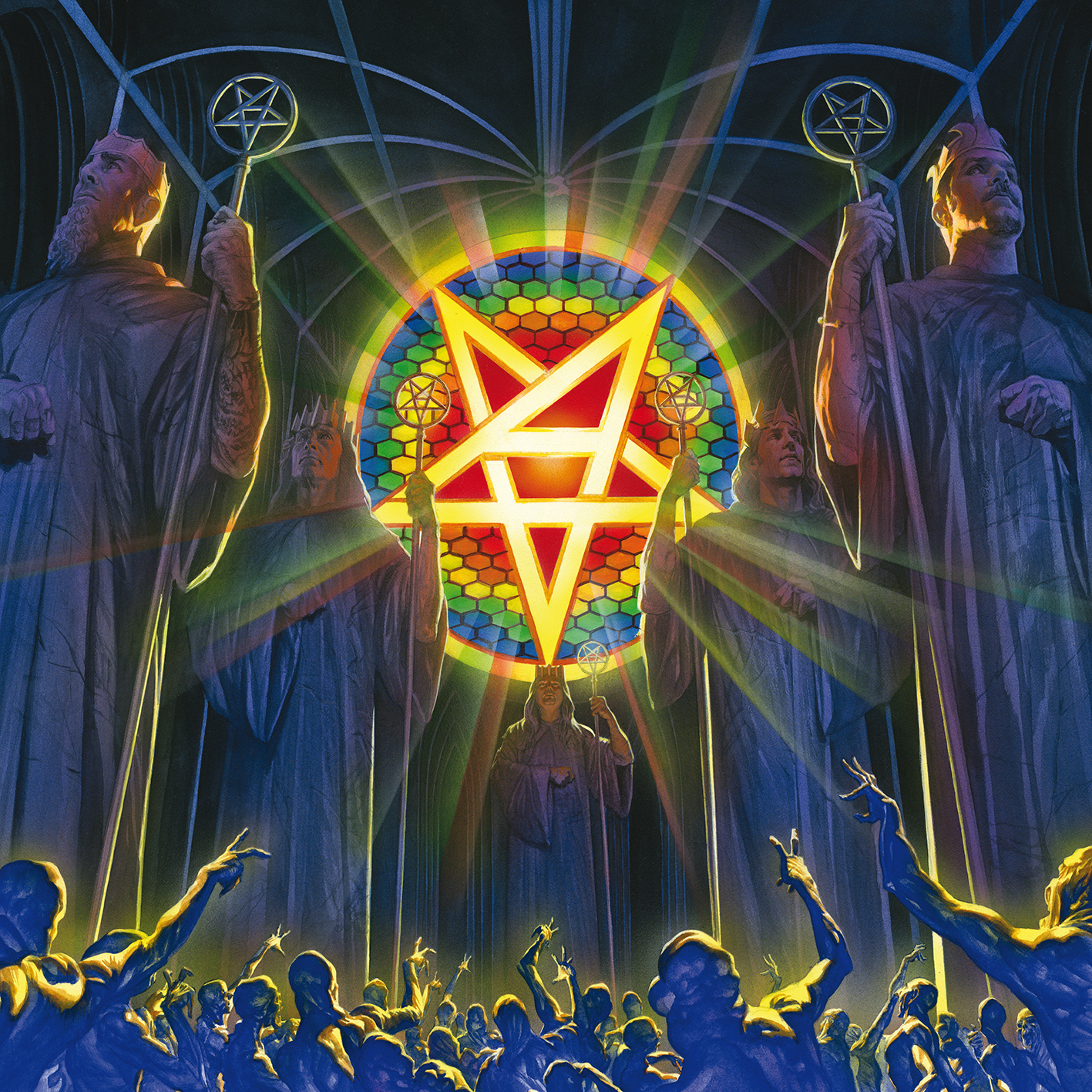 Anthrax – For All Kings CD Review