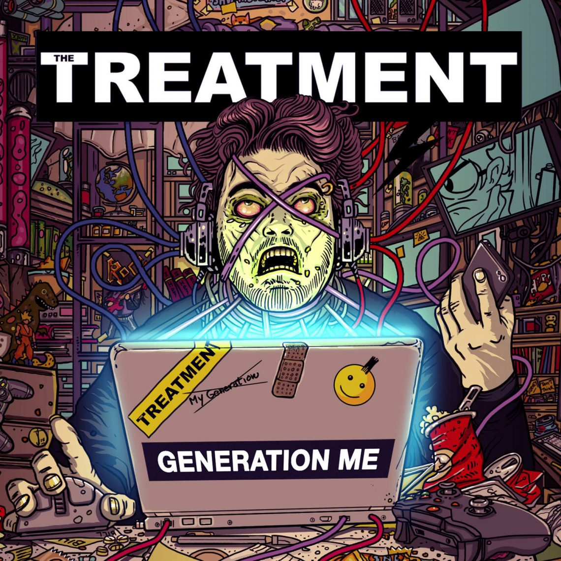 The Treatment – Generation Me – CD Review