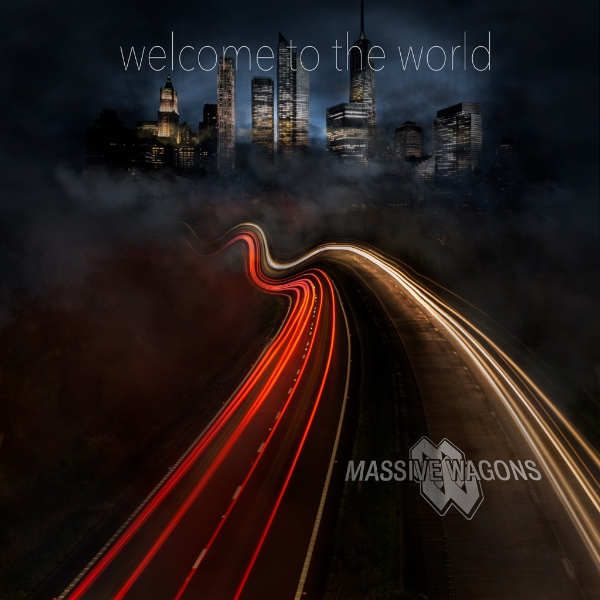 "Massive Wagons – Announce New Album ""Welcome To The World"" Out On 29th April 2016"