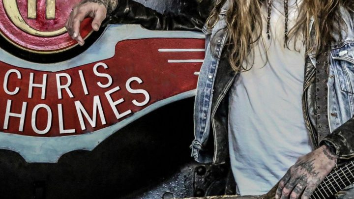 Chris Holmes – CHP – Album Review
