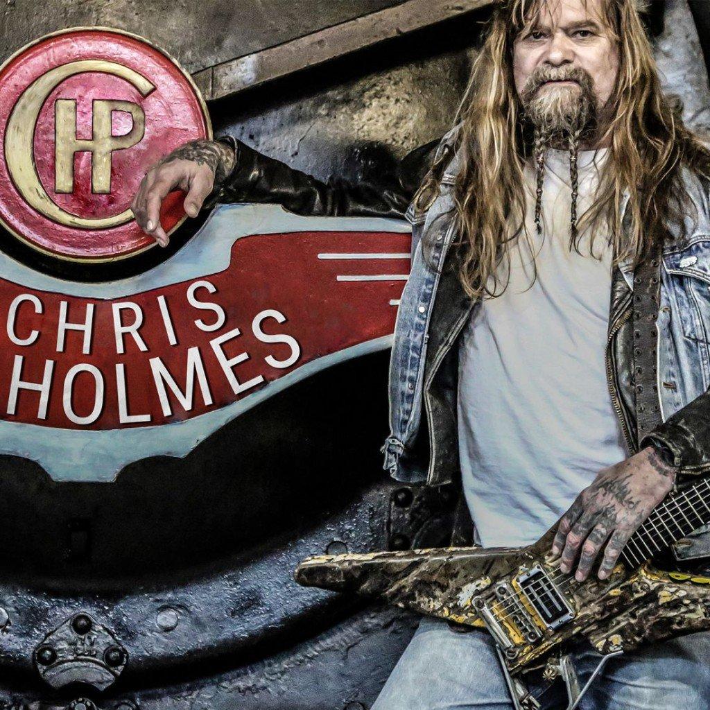 Chris Holmes – CHP – Album Review