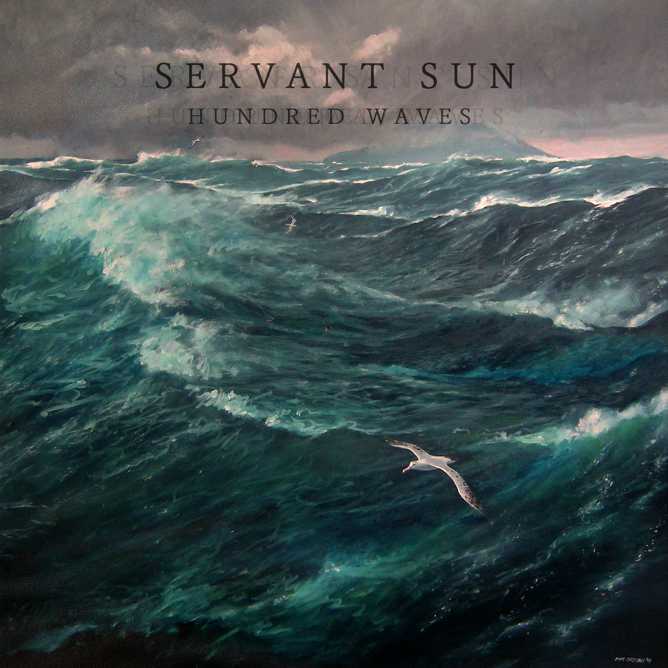 Servant Sun – Hundred Waves – CD Review