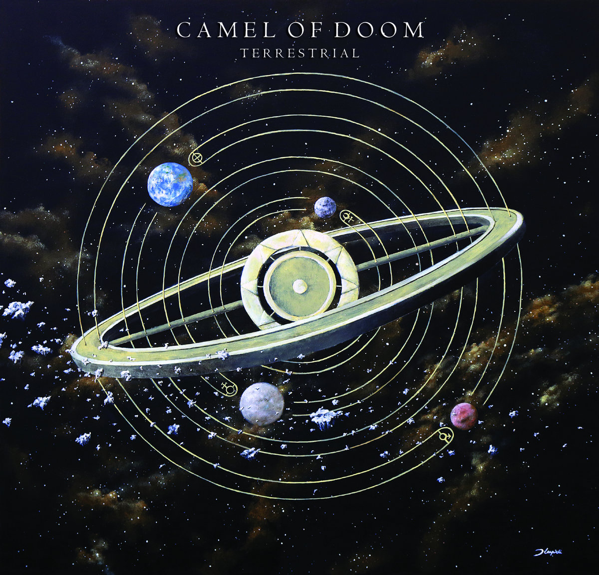 Camel of Doom – Terrestrial – Album Review