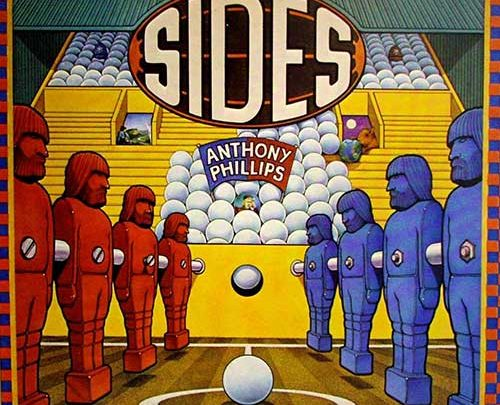 Anthony Philips- Sides – Deluxe CD Review