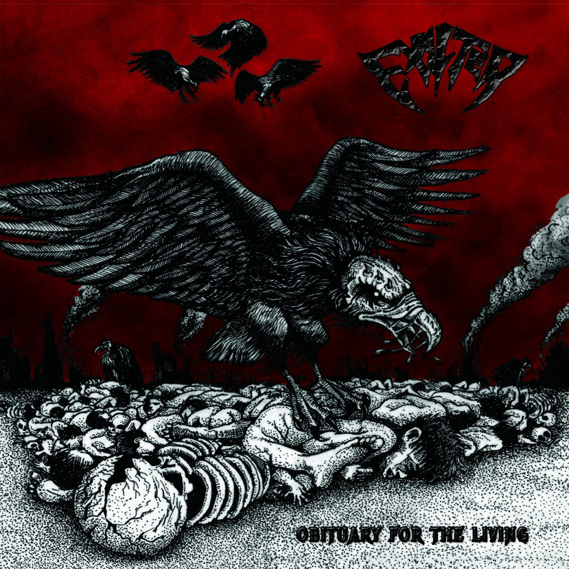Exalter – Obituary For The Living