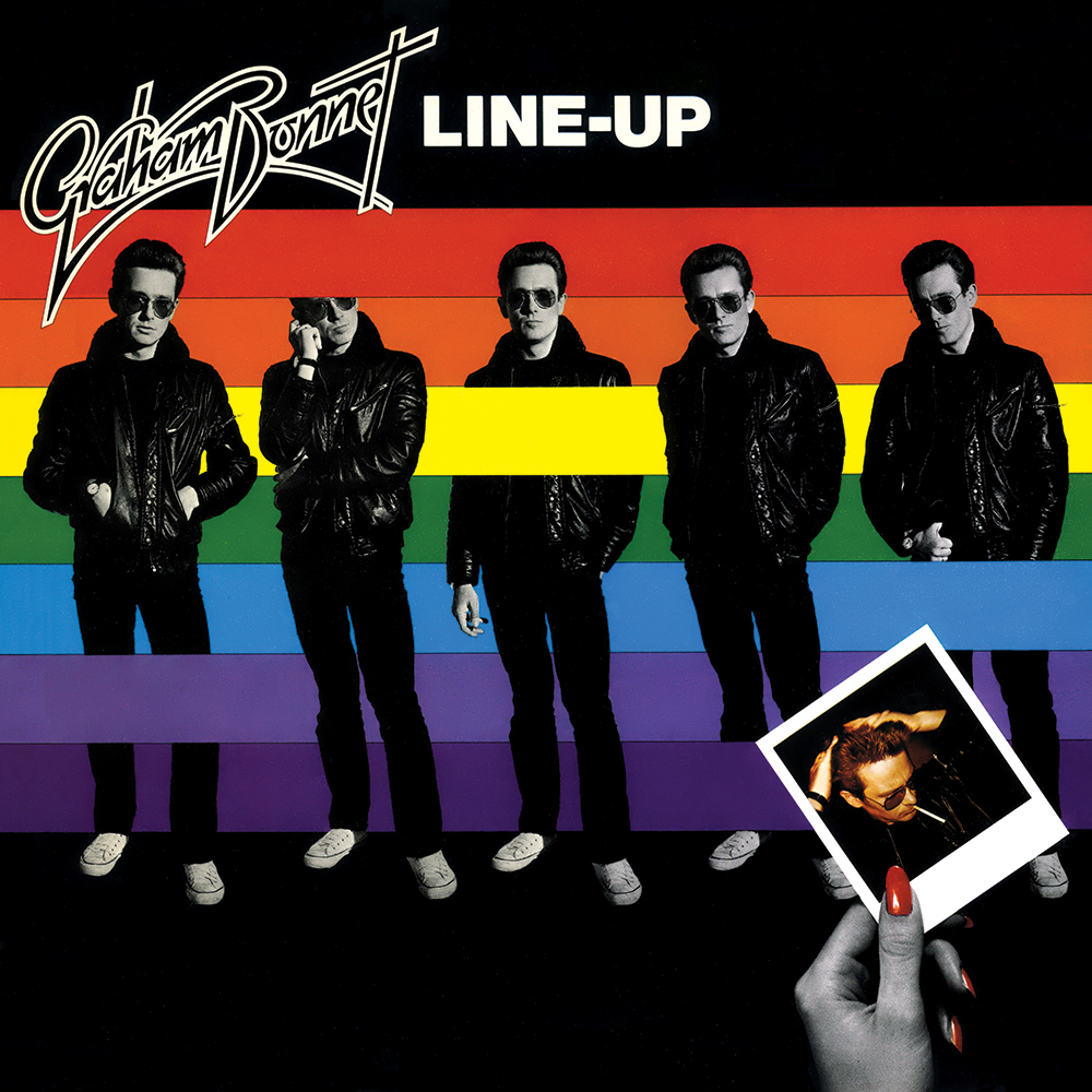 Graham Bonnet – Line Up – Remastered And Expanded Edition – CD Review