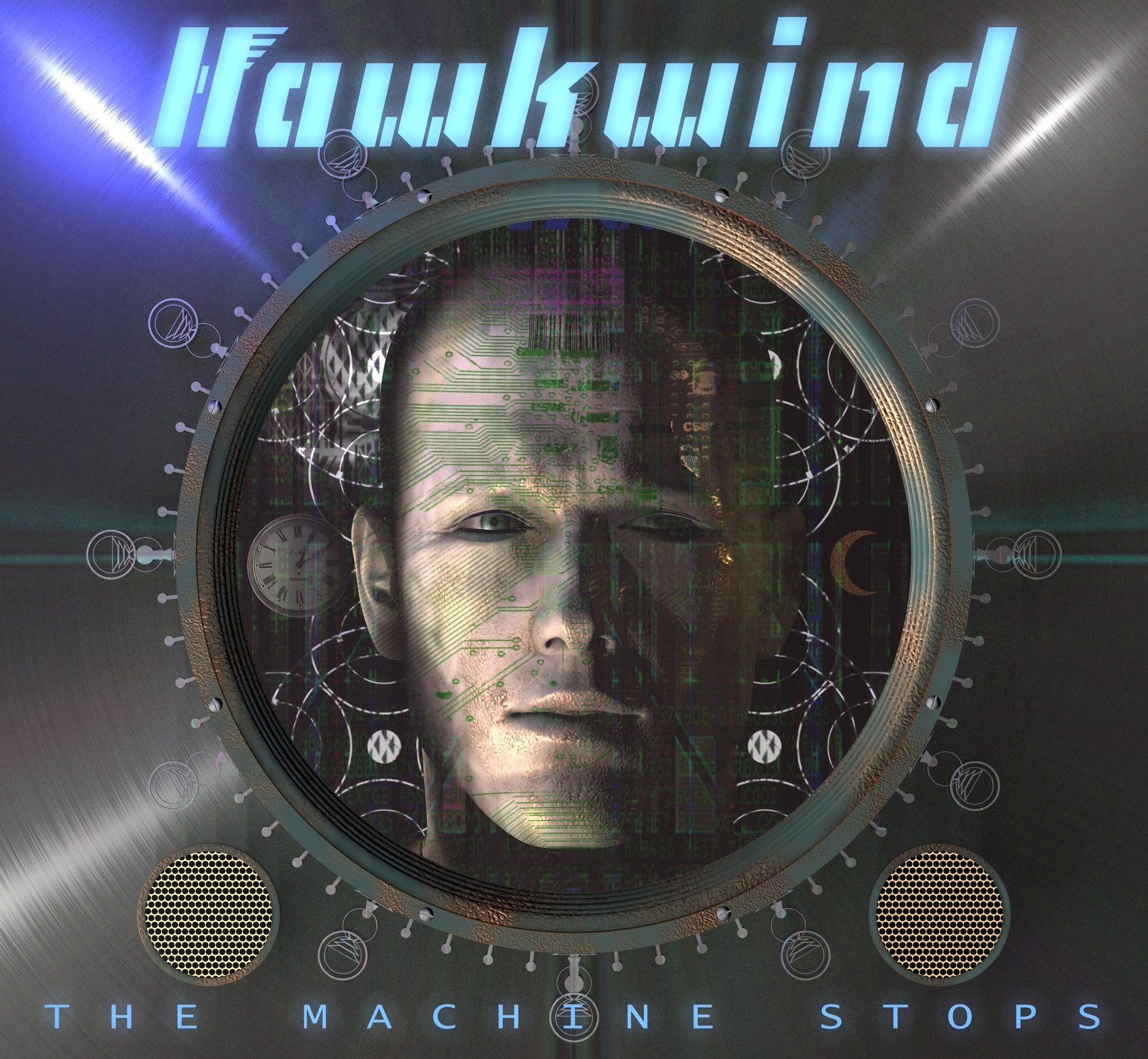 Hawkwind – The Machine Stops – CD Review