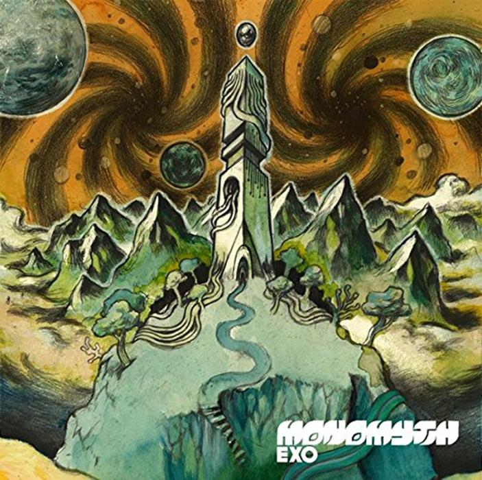 Monomyth – EXO – CD Review