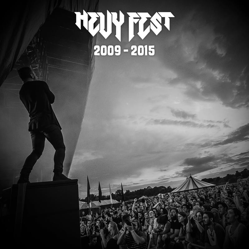 Hevy Fest is no more.