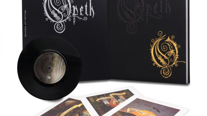 Opeth – Book of Opeth (book)