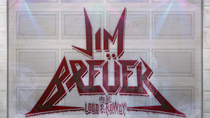Jim Breuer and the Loud & Rowdy – Songs from the Garage – CD Review