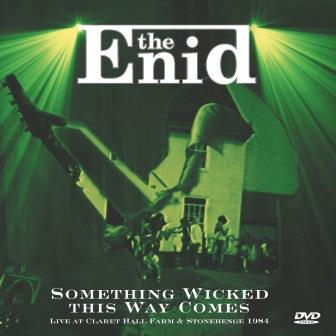 The Enid – Something Wicked This Way Comes – Live – CD Review