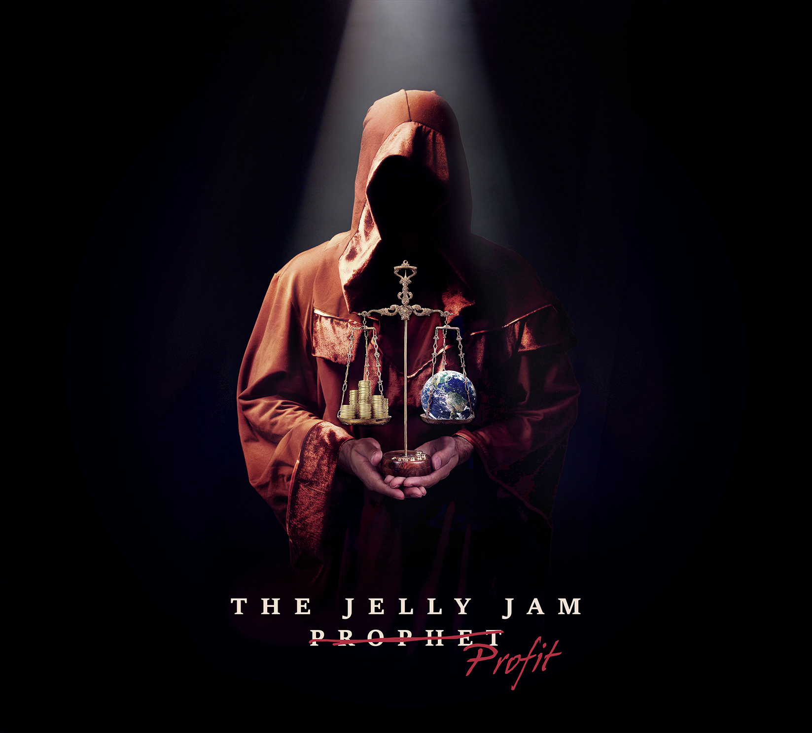 THE JELLY JAM  NEW ALBUM: PROFIT  RELEASED ON: 27 MAY 2016