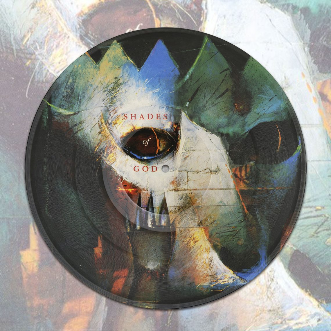 Music for Nations to re-issue Paradise Lost's 'Shades of God' on picture disc