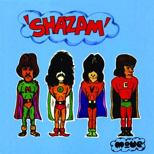 The Move – Shazam – Deluxe Edition CD Review