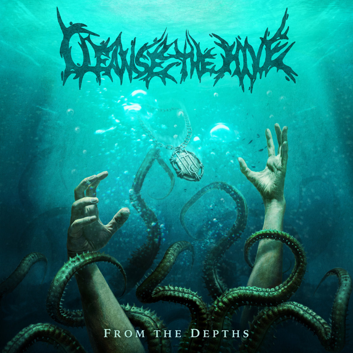 Cleanse The Hive – From the Depths EP Review