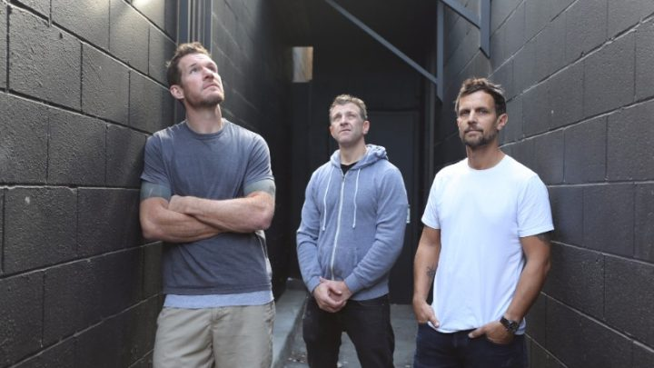 RAGE AGAINST THE MACHINE'S TIM COMMERFORD LAUNCHES NEW BAND, NEW VIDEO, & LIVE DATES!