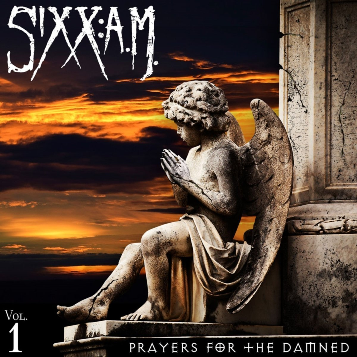 SIXX:AM – PRAYERS FOR THE DAMNED – CD REVIEW