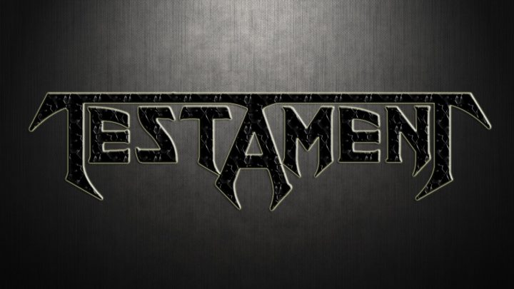 TESTAMENT To re-issue classic albums with stunning new artwork; pre-orders available!