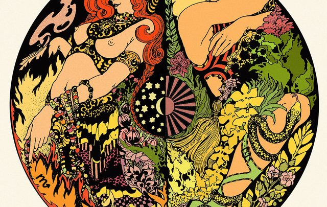 BLUES PILLS reveal 'Lady In Gold' cover artwork and release date!