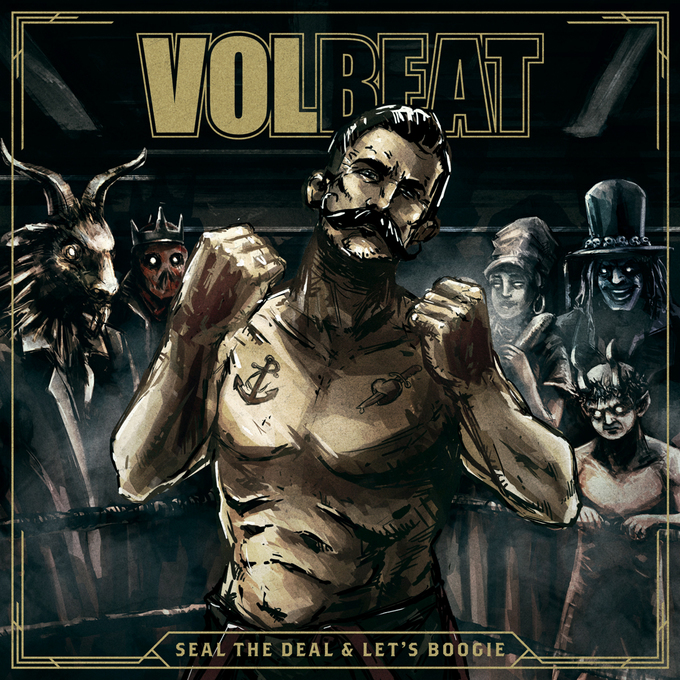 Volbeat announce new bass player & album