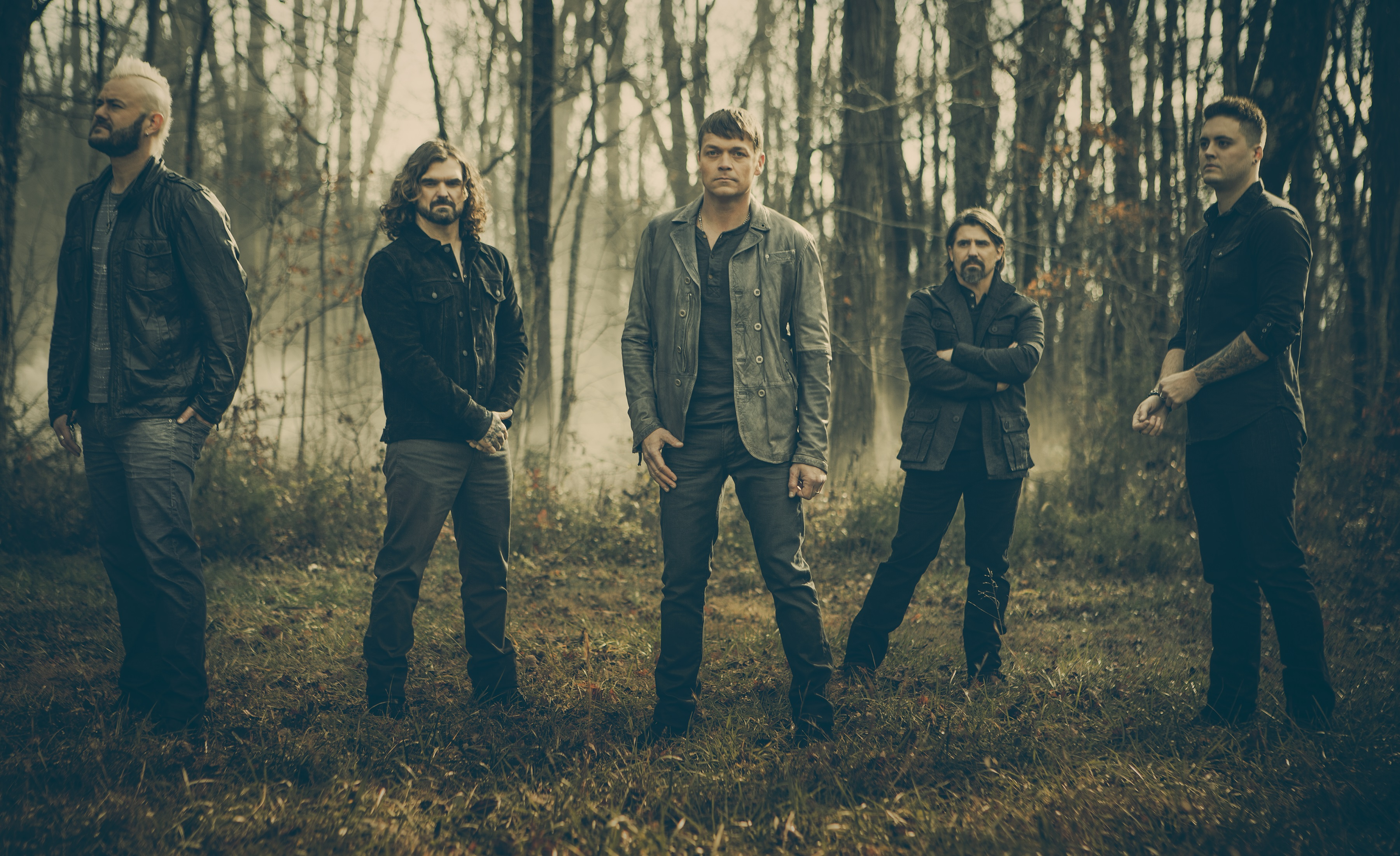 3 DOORS DOWN ANNOUNCE PLANS TO TOUR