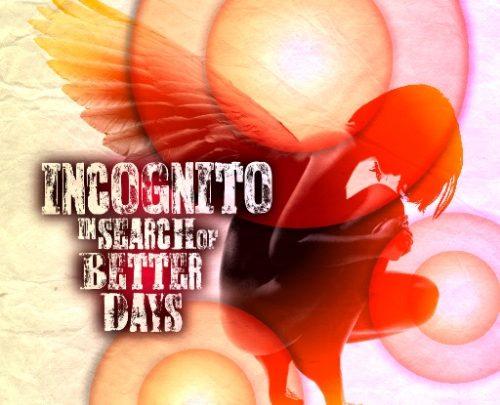 INCOGNITO – Announce release of brand new studio album