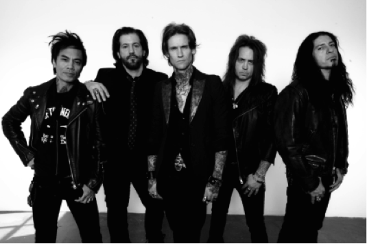 "Buckcherry – Announce UK & Eire Tour Dates & Deluxe Edition Of 2015 album ""Rock 'n' Roll"""