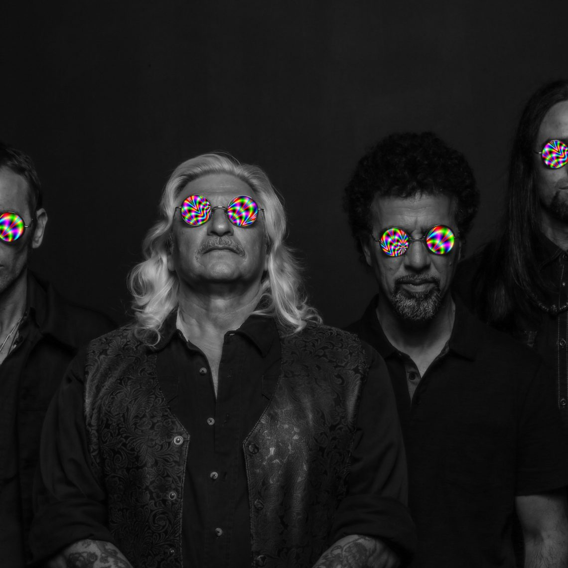The Apocalypse Blues Revue (ft GODSMACK's Shannon Larkin & Tony Rombola) sign to Mascot Label Group