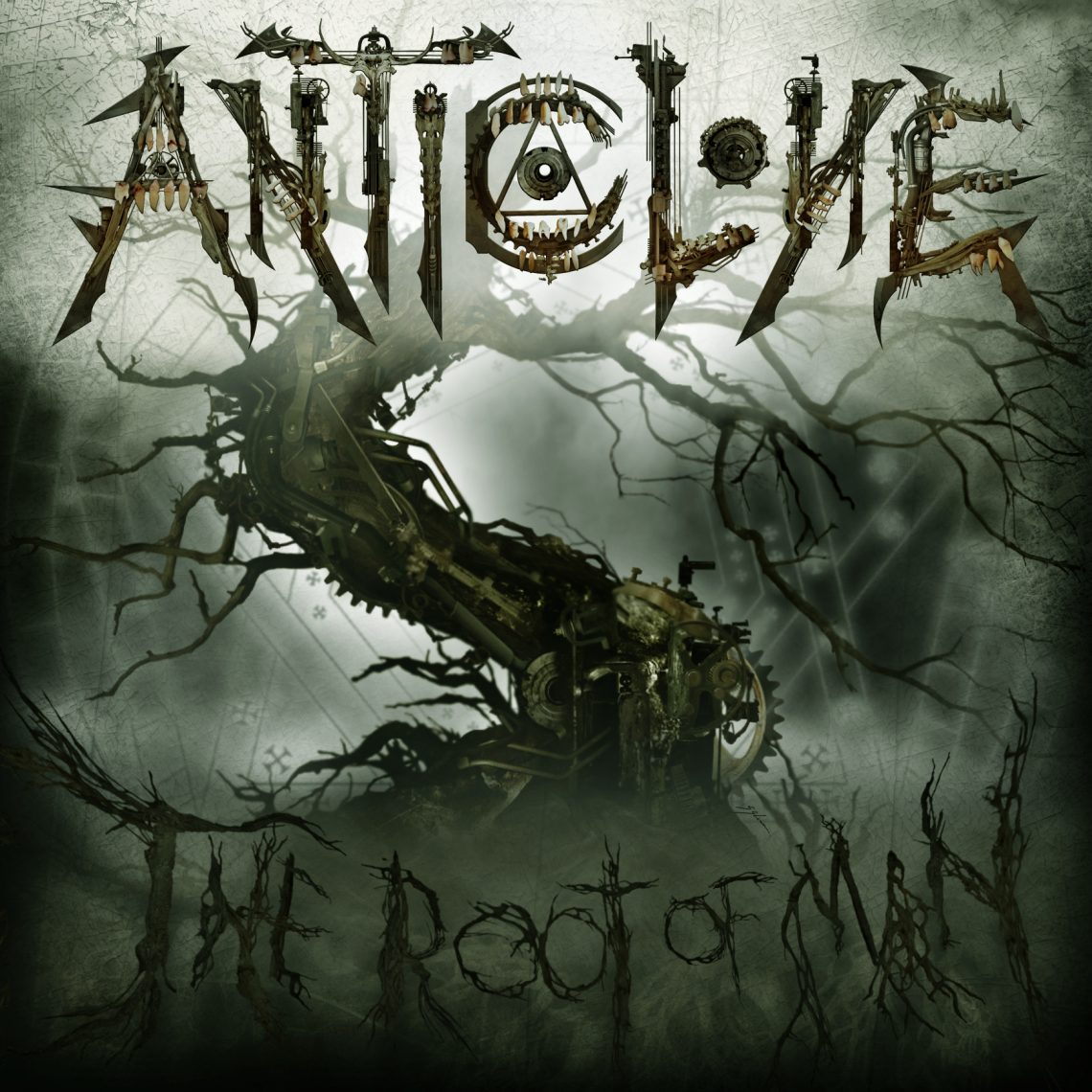 ANTI-CLONE – The Root Of All Man – CD Review