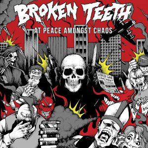 Broken Teeth HC - At Peace Amongst Chaos - Artwork